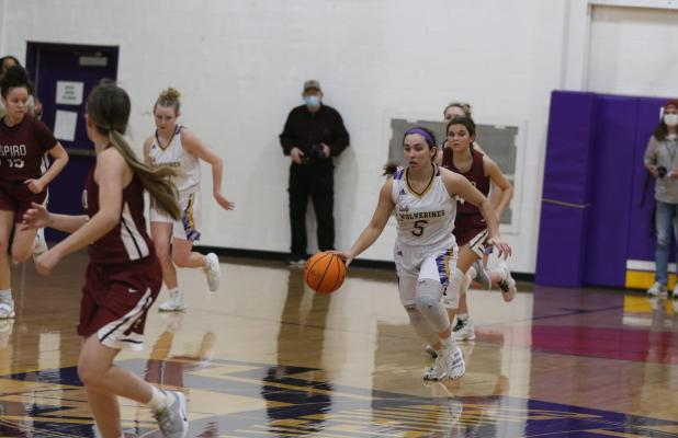 Vian Girls, Boys Win District Titles at Home Monday