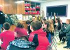 Fifth Grade Students Interview Retired Army Ranger