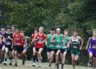 Bliss Wins 5th XC Race of Season at Poteau