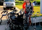 Mobility Aids available for Vets