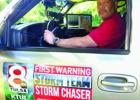Interest in Tornados Moves Vian Man to Storm Chasing